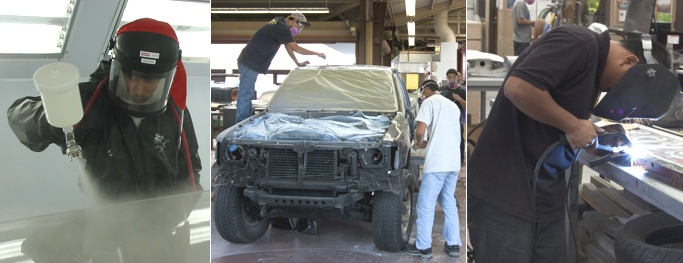 Home Page Auto Body Repair In San Diego Deluxe Auto